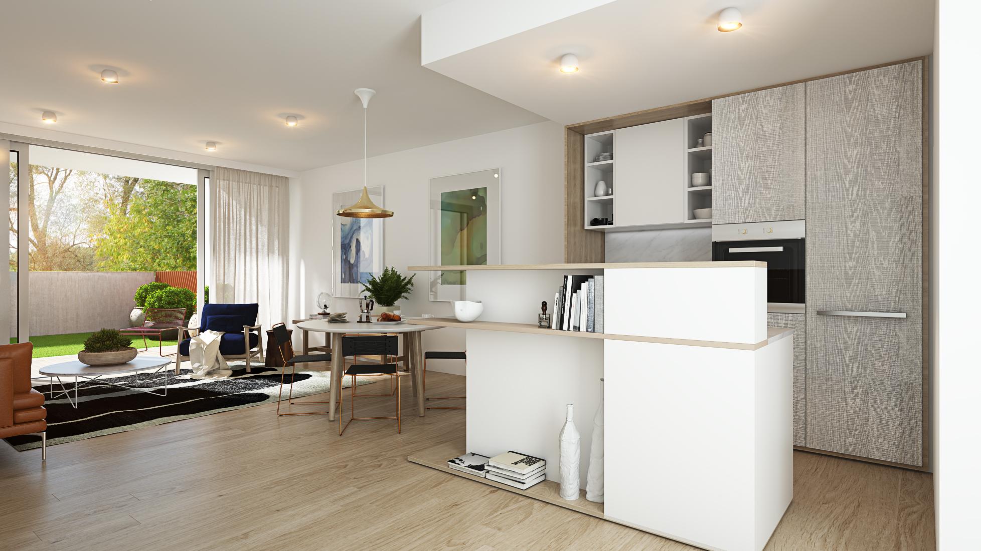 140812 - Aster - Kitchen