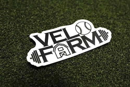 Velo Farm Stickers