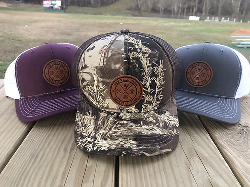 Leather Patch (Trucker)