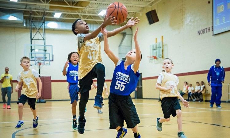 Basketball Full Day Camp Wk1