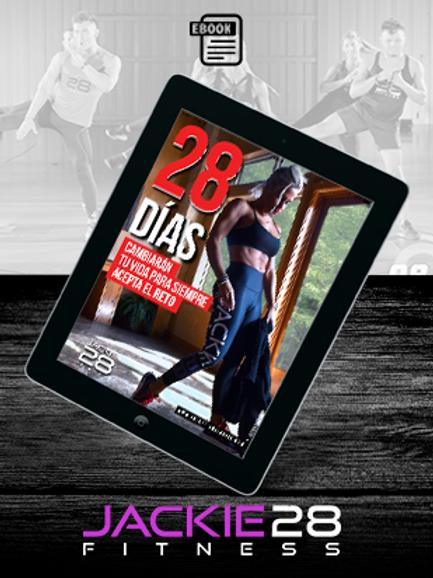 Ebook Jackie J28 Fitness 2020
