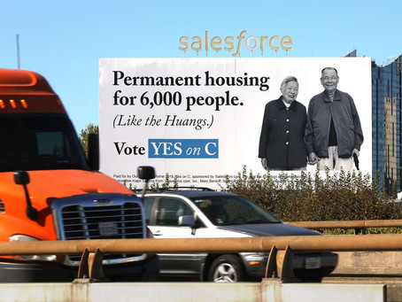 SF puts brakes on Prop. C homeless measure; legal challenge anticipated