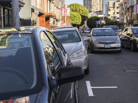 Minimum parking requirements on their way out in SF