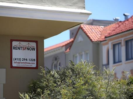 Apartment Rents Edge Higher
