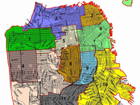 How San Francisco's District Boundaries Keep Housing Scarce