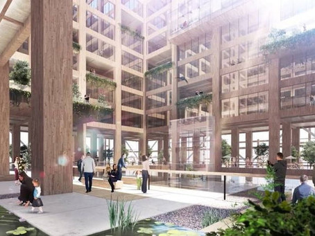 Tokyo is planning to build the world's tallest wooden skyscraper