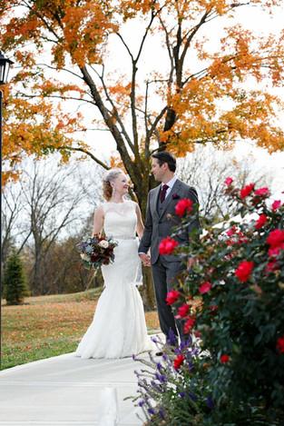 Chelsea & Erics Wedding Day