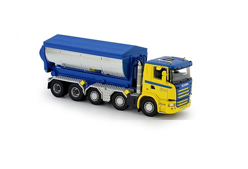 Scania G-serie mit Thermomulde