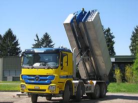 Thermo für Belagtransporte