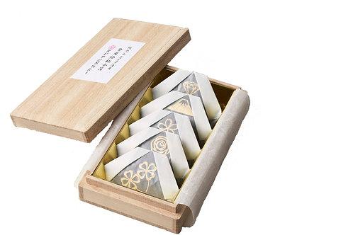 桐箱 5種類 食用絵柄金箔 KOTOBUKI