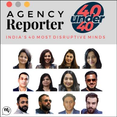 Agency Reporter 40 under 40