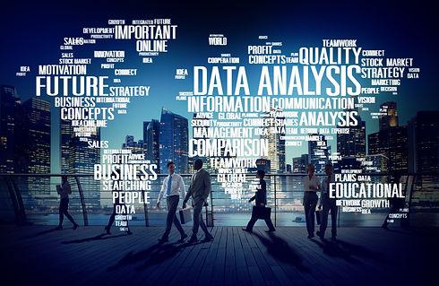 Data Analysis Analytics Comparison Infor