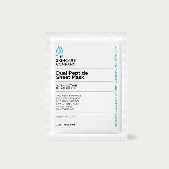 Dual Peptide Sheet Mask