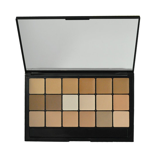 RCMA VK11 Foundation Palette 18p