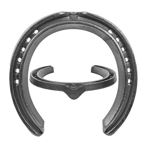 HMS Concave Front Toe Clipped Steel
