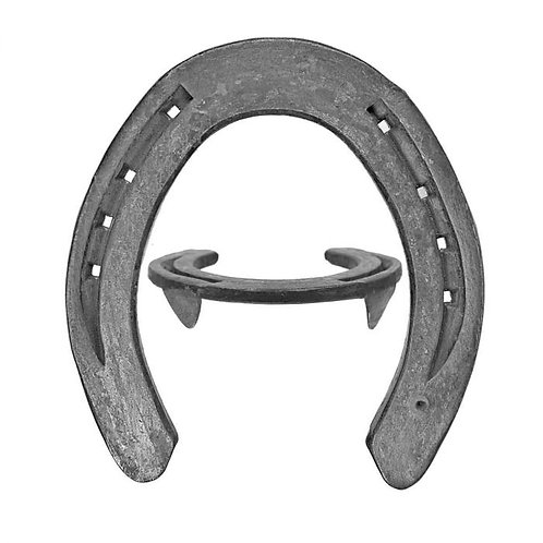 HMS SportHorse Hind Toe Clipped Steel