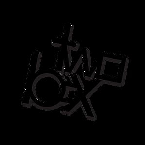 TwoBox Logo (Black)