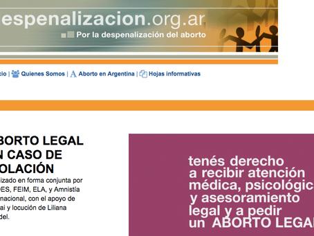 Ya no se puede hablar de 500.000 abortos en Argentina
