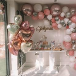 Extend Balloon Garland