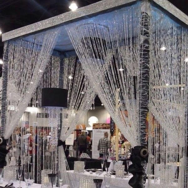 Crystal Curtains