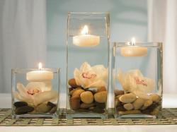 3 vase c enterpiece