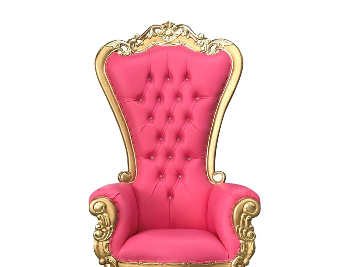 Pink Throne