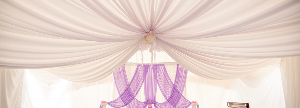 Wall & Ceiling Drapes