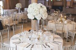 Fresh Arrangement in Tall Vase