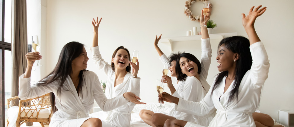 Girls Celebration