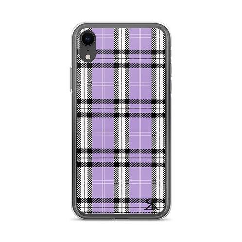 Plaid Case (Purple)