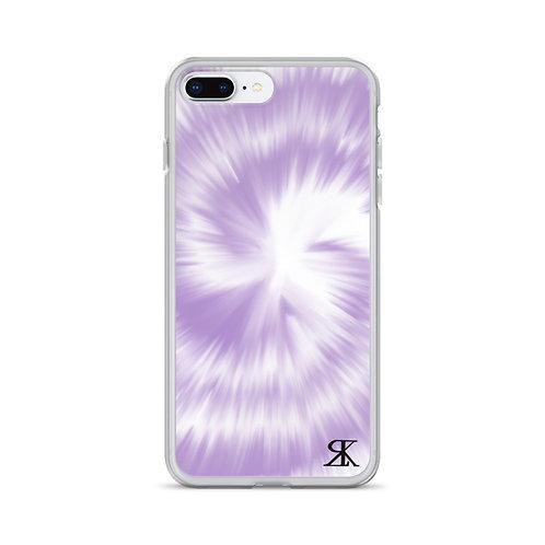 Tie Dye Case (Purple)