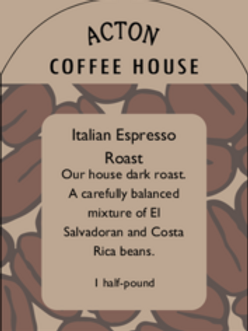 Italian Espresso Roast