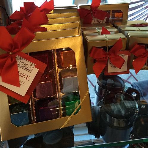 Happy Chocolatier Cubze Gift Box