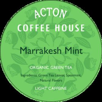 Marrakesh Mint Green Tea by ounce