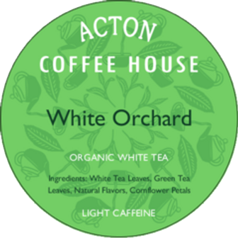 White Orchard White Tea by ounce