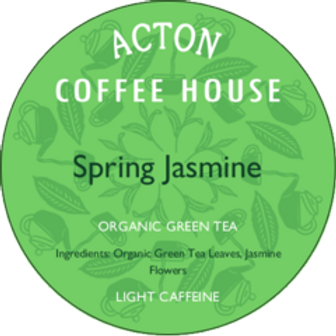 Spring Jasmine Green Tea by ounce