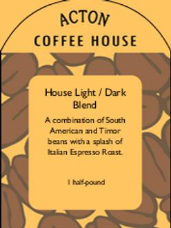 House Light/Dark Blend