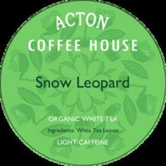 Snow Leopard White Tea by ounce