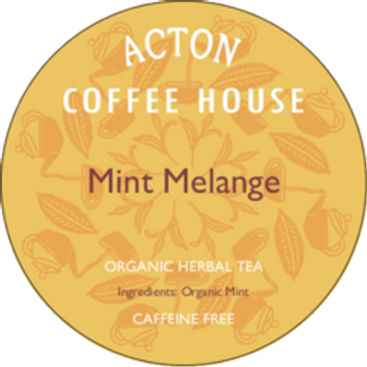 Mint Melange Herbal Tea by ounce