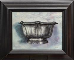 Grey on Grey Still life with a Sugar Bowl