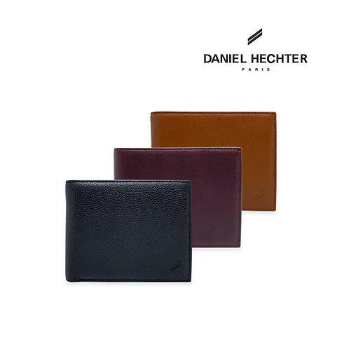 Daniel Hechter Genuine Leather Bi-Fold Wallet