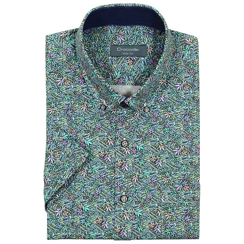 CROCODILE Short Sleeve Shirt 13415930-01