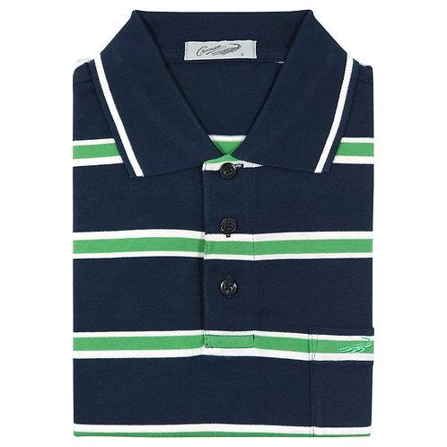 CROCODILE Polo Shirt 21225107-02