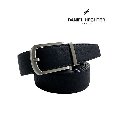 Daniel Hechter Pin Auto Lock Genuine Leather Belt
