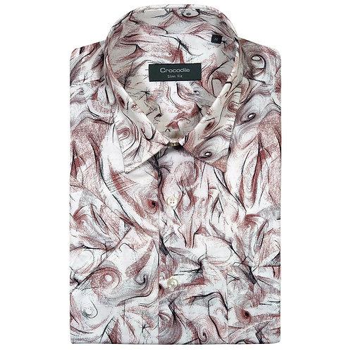 CROCODILE Short Sleeve Shirt 13415828-02