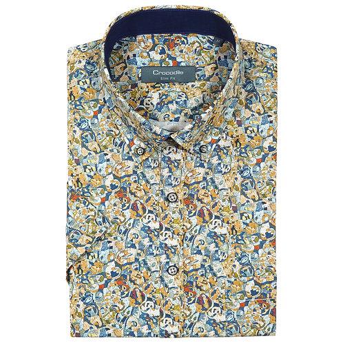 CROCODILE Short Sleeve Shirt 13415932-01