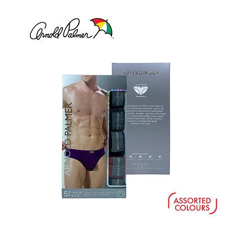 ARNOLD PALMER 5 pcs Cotton Underwear Mini