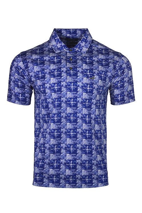 Crocodile Men's Mercerized Cotton Polo Tee(With pocket)21315447