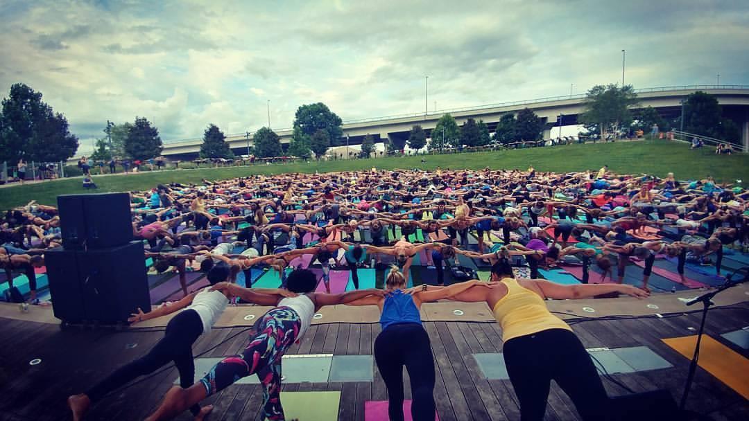 Music City's International Day Of Yoga 2017