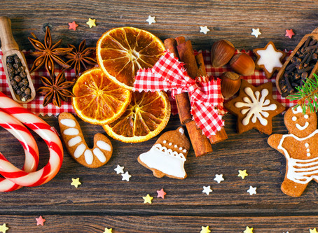 December Newsletter: Happy Holidays! Eat, Drink & Be Merry Through Releasing Food Guilt